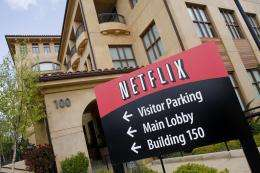 Netflix expanded from the United States to Canada in September