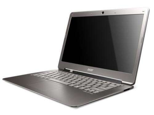 New Acer Ultrabook is no MacBook Air, but it's not bad