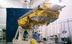 New CryoSat-2 satellite redraws Arctic sea-ice map
