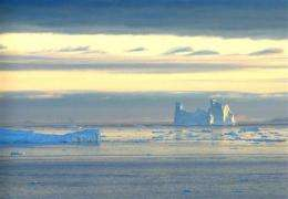 New fresh water in Arctic could shift Gulf Stream (AP)