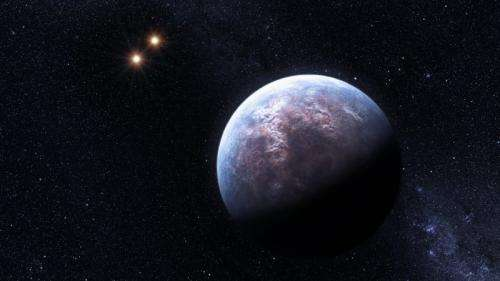 New planet discovered in Trinary star system