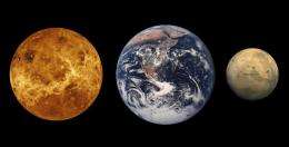New solar system formation models indicate that Jupiter's foray robbed Mars of mass