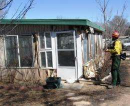 North Texas wildfires spark historic federal-state collaborative study