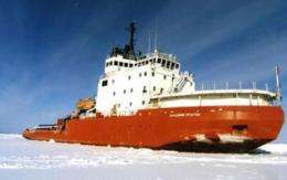 NSF signs agreement to use Russian icebreaker for critical Antarctic resupply and refueling mission