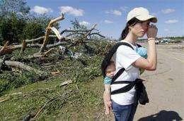 NWS: NE Mississippi tornado was highest-rated EF-5 (AP)