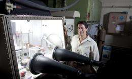 NYU-Poly professor developing bioplastic that acts like regular plastic