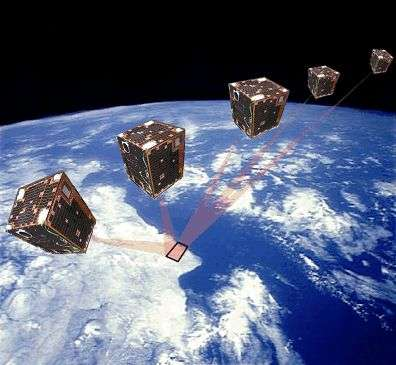 Small but agile Proba-1 reaches 10 years in orbit