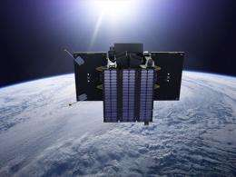 Proba-2 fuel tank refilled from 'solid gas'