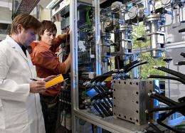 Renewable energy for hydrogen production