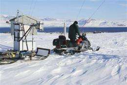 Scientists: Soot may be key to rapid Arctic melt (AP)