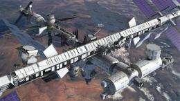 Shuttle brings big-bucks magnet to space station (AP)