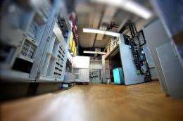 SmartEnergyLab: Testing smart energy systems