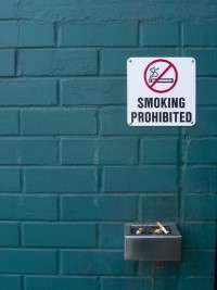 Smoke free legislation linked to drop in second-hand smoke exposure among adults