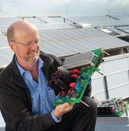 Solar inverters: Losses are cut in half