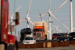 Some energy experts argue the US needs to move quickly to bolster alternative energy given its current dependence on oil