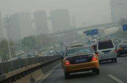Some people suspect that the government was deliberately underplaying the issue of air pollution