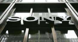 Sony said the data breach will likely result in at least a $170 million hit to operating profit this financial year