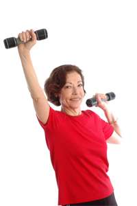 Strength training curbs hip, spinal bone loss in women with osteoporosis