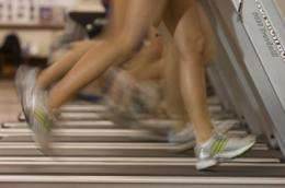 Study: People at risk for panic buffered from stressor by high levels of physical activity
