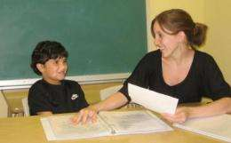 Study: Simple teaching tool boosts student reading performance