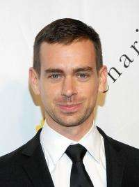 The Co-founder of Twitter Jack Dorsey