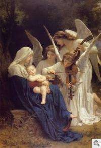 The history of angels: U-M research