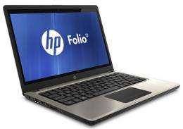 The HP Folio will be priced at $900 when it hits the market on December 7