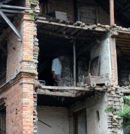 The Kathmandu Valley's lack of infrastructure and poverty leave it underprepared for an earthquake, experts say