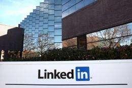 The LinkedIn headquarters in Mountain View, California