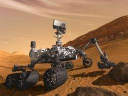 The next Mars rover's destination