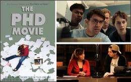 The PHD Movie, Starring Caltech's Own PhDs