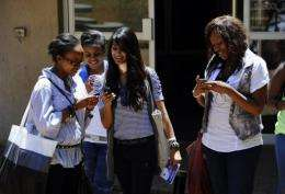 There are expected to be more than 735 million mobile phone users in Africa by the end of 2012