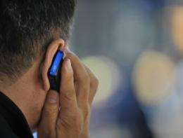 """The use of cell phones and other wireless communication devices are """"possibly carcinogenic to humans"""""""
