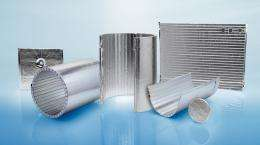 Thinner thermal insulation