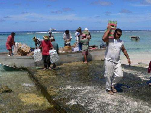 Tokelau, a N.Z. administered territory of about 1,400 people, has declared a state of emergency due to lack of water