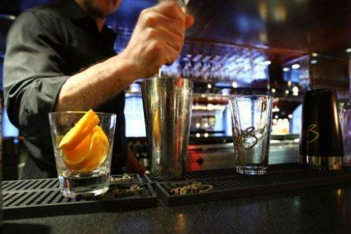 Two Israeli scientists say they have developed a sensor that can accurately detect date-rape drugs in drinks