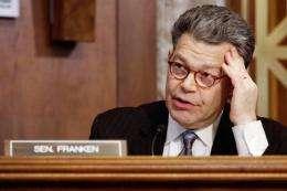 US Sen. Al Franken