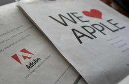 US software maker Adobe pulled the plug Wednesday on its Flash player for mobile browsers