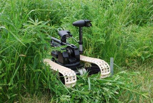 Versatile robot rascals weigh in for battle