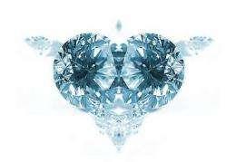 Vibration rocks for entangled diamonds