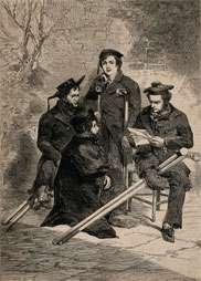 Victorian naval medicine