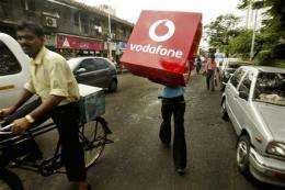 Vodafone to buy out Indian partner for $5B (AP)