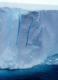 Warming ocean layers will undermine polar ice sheets
