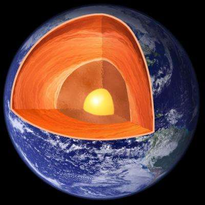 What keeps the Earth cooking?