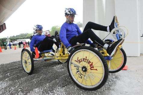 Winners of 18th annual Great Moonbuggy race announced