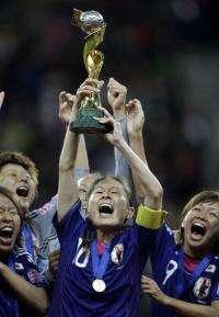 Women's World Cup final breaks Twitter record (AP)