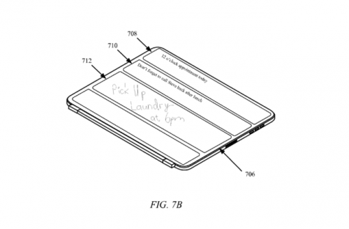 Apple tablet patent reveals Smart Cover's Second Coming