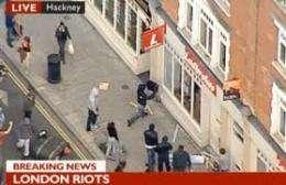 London riots will happen again