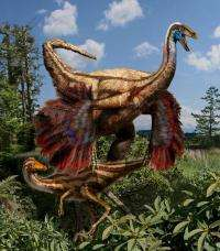 Canadian researchers discover fossils of first feathered dinosaurs from North America