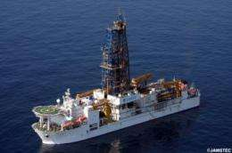 Chikyu sets a new world drilling-depth record of scientific ocean drilling